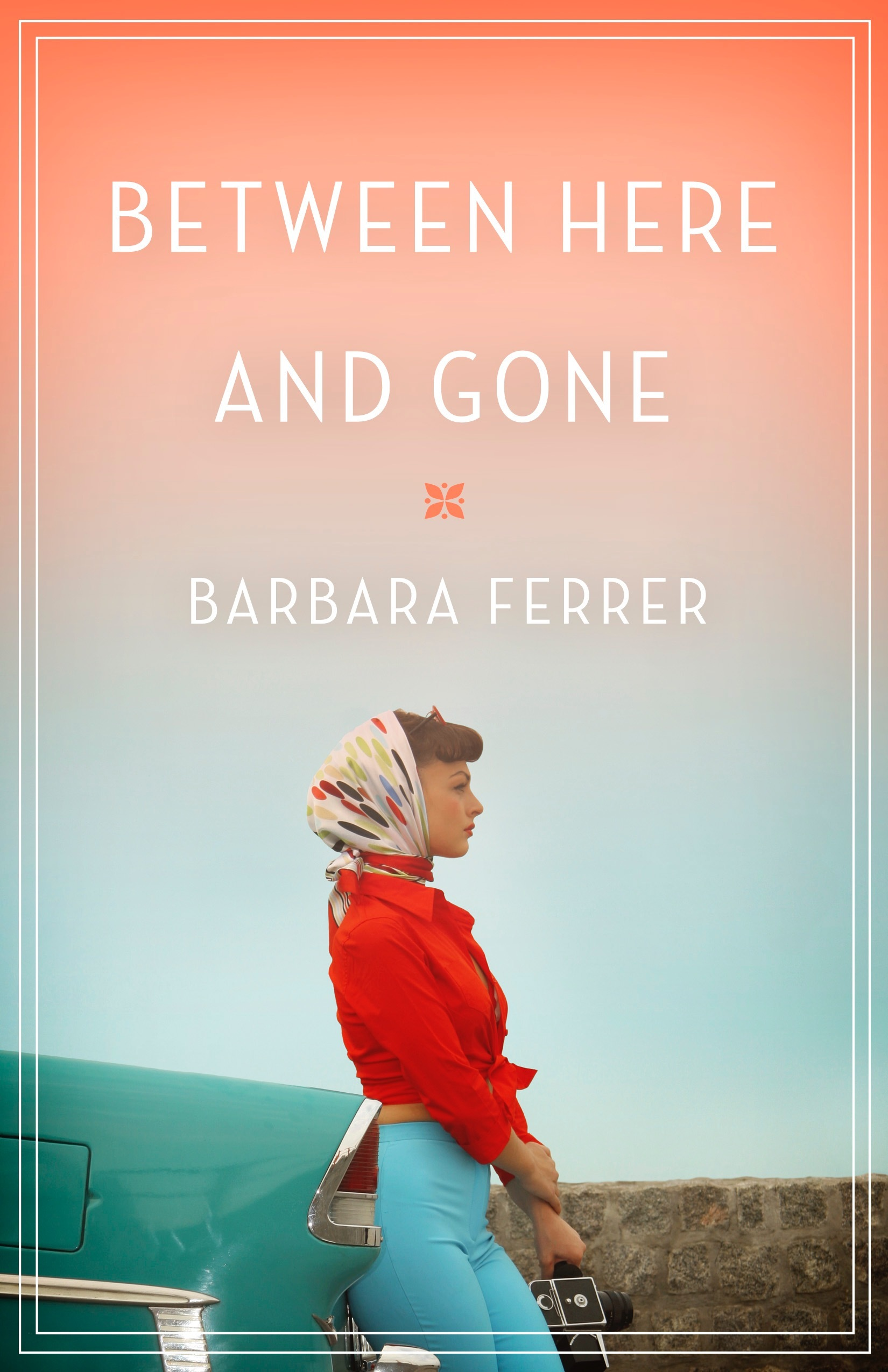 Between Here and Gone  by  Barbara Caridad Ferrer