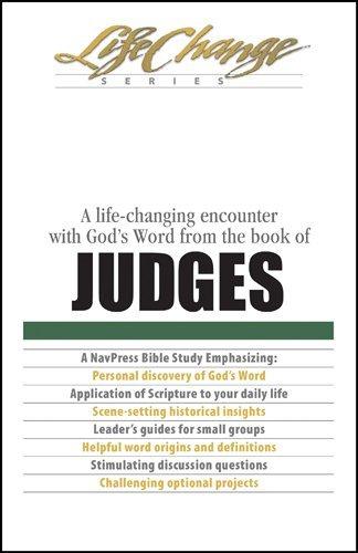 Judges  by  The Navigators