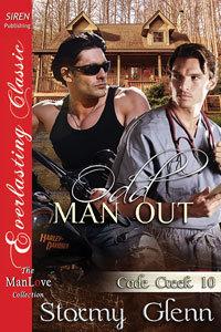 Odd Man Out (Cade Creek, #10)  by  Stormy Glenn