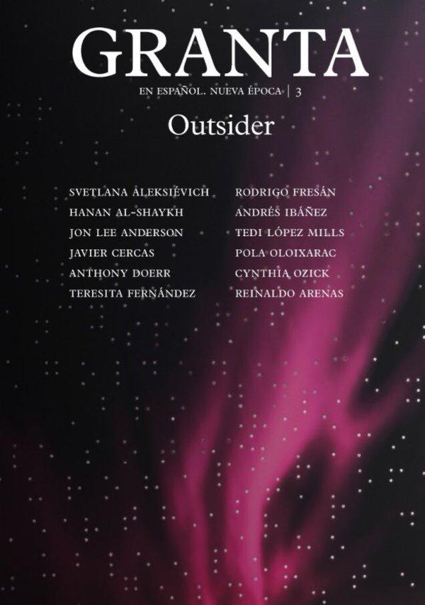 Granta 3 : Outsider Varios Autores