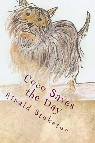 Coco Saves the Day  by  Rinald C Steketee
