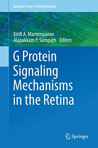 G Protein Signaling Mechanisms in the Retina (Springer Series in Vision Research)  by  Kirill Martemyanov