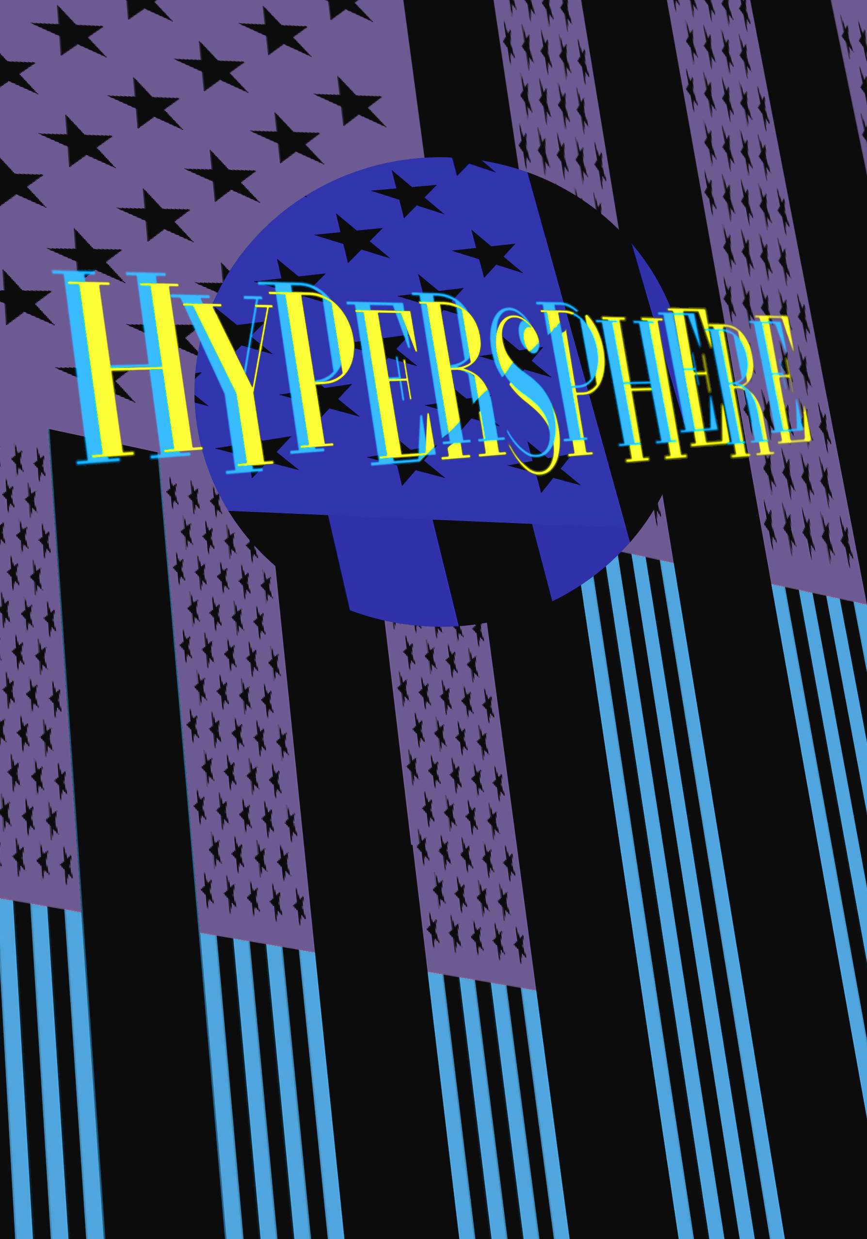 Hypersphere  by  Anonymous