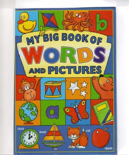 my big book of words and pictures Colin Clark