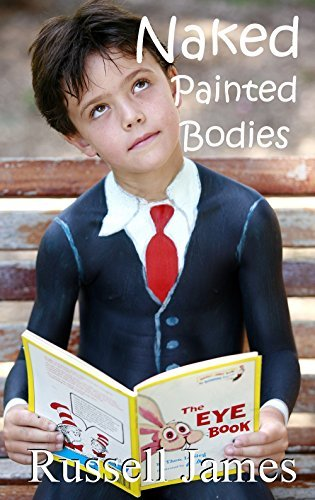 Naked Painted Bodies  by  Russell James