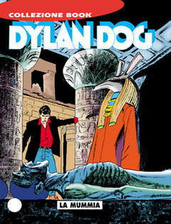 Dylan Dog n. 55: La mummia Tiziano Sclavi