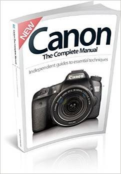 Canon - The Complete Manual  by  Imagine Publishing