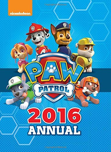 Nickelodeon Paw Patrol Annual 2016 (Annuals 2016)  by  Unknown