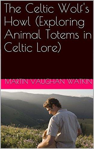 The Celtic Wolfs Howl Martin Vaughan Watkin