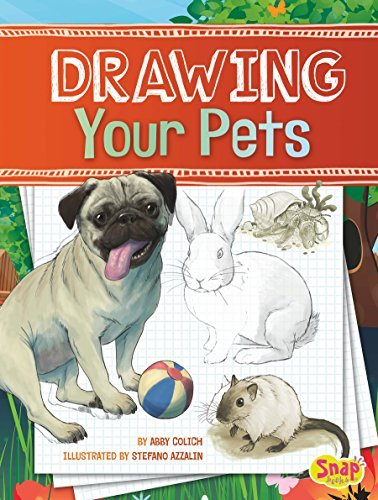 Drawing Your Pets Abby Colich