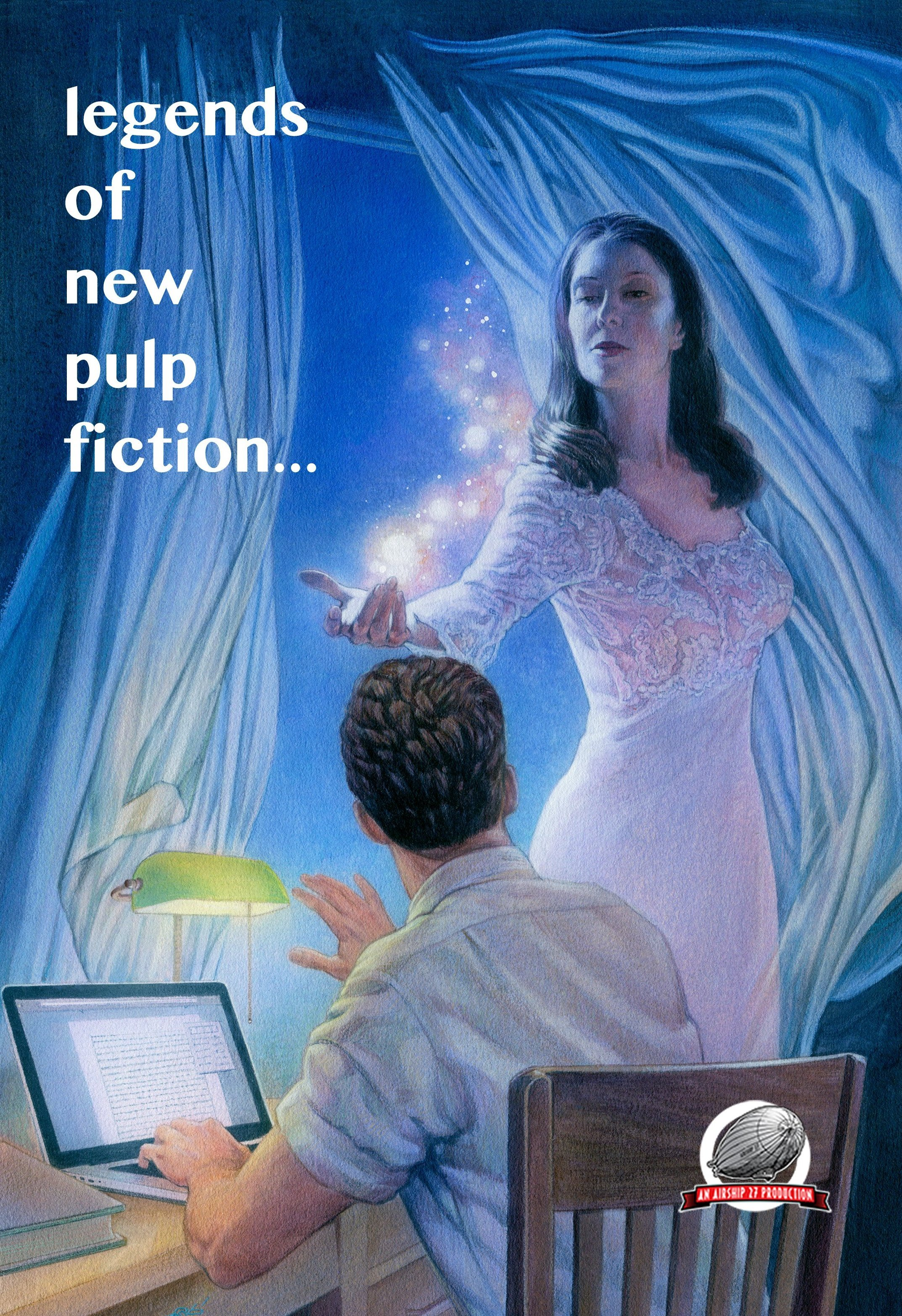 Legends of New Pulp Fiction  by  Ron Fortier