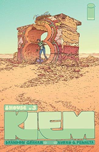 8house #3: Kiem Part One (8house: Arclight)  by  Brandon Graham