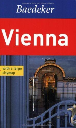 Vienna Baedeker Guide  by  Mairdumont