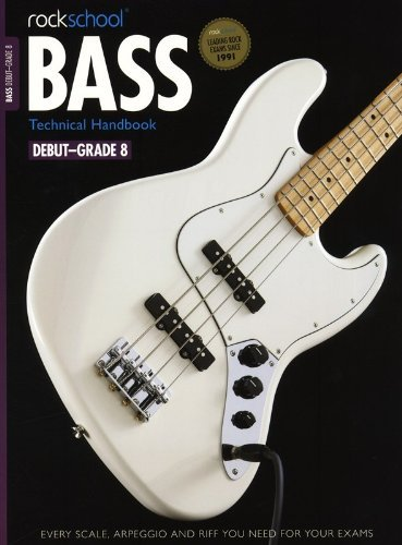 Rockschool: Bass Technical Companion 2013-2018  by  Various