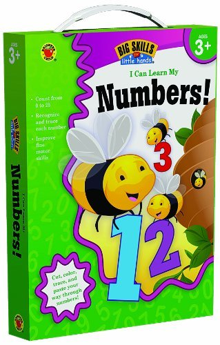 I Can Learn My Numbers! Supplemental Resource Set, Grades Preschool - K  by  Brighter Child
