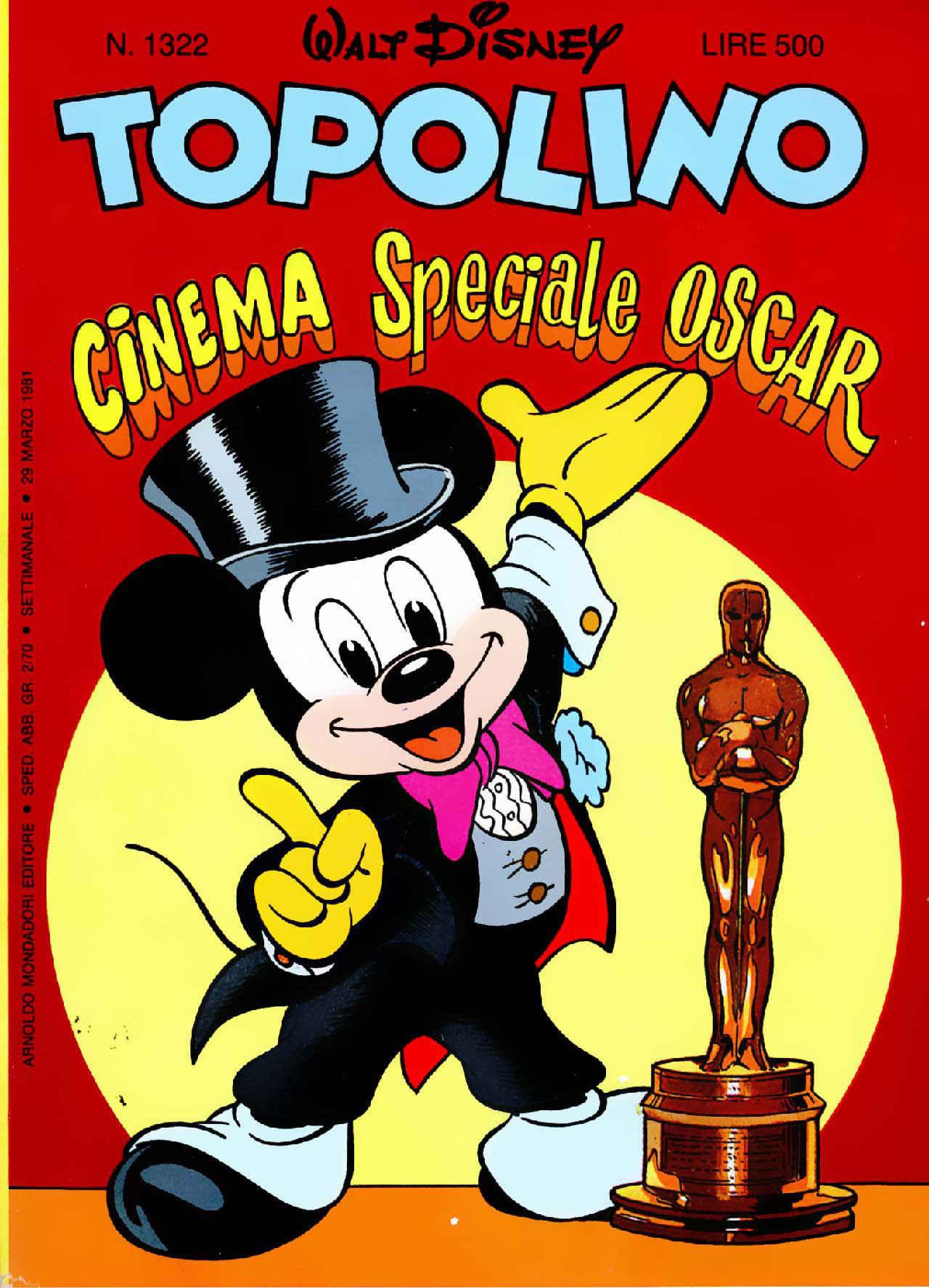 Topolino n. 1322  by  Walt Disney Company