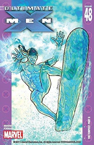 Ultimate X-Men #48  by  Brian K. Vaughan