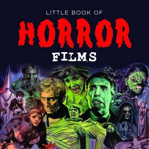 Little Book of Horror Film  by  Film (Little Books) by David Miller