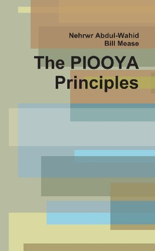 The PIOOYA Principles  by  Nehrwr Abdul-Wahid