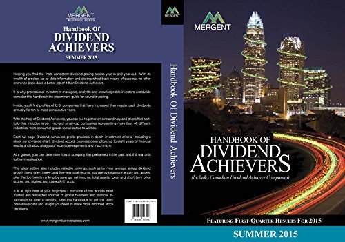Handbook of Dividend Achievers: Fall Edition  by  Mergent