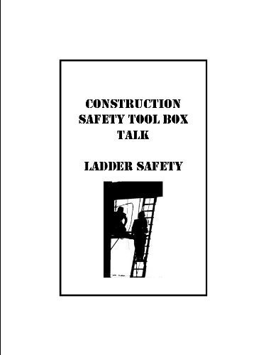 Step Ladder Safety Tool Box Talk  by  Matt Ziska
