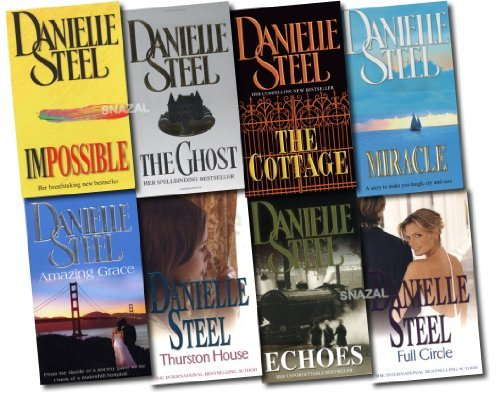 Danielle Steel Series Collection 8 Books Set  by  Danielle Steel