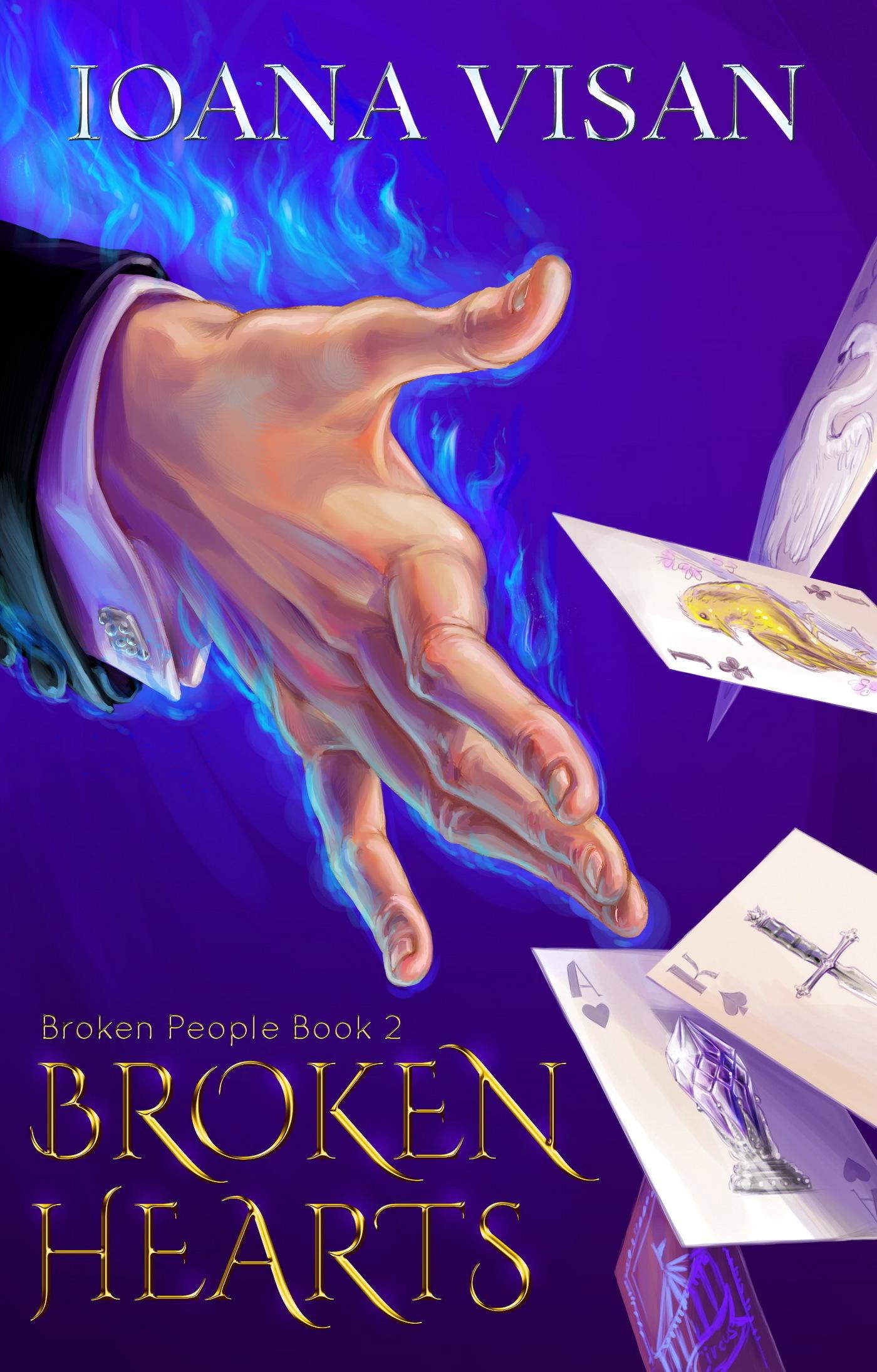 Broken Hearts  by  Ioana Visan