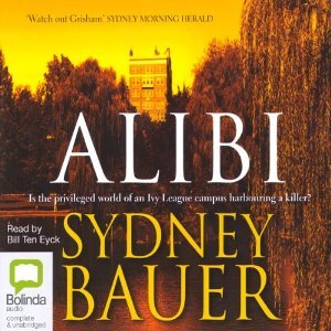 Alibi (David Cavanaugh, #3)  by  Sydney Bauer
