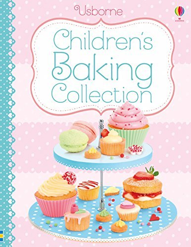 Childrens Baking Collection  by  Fiona Patchett