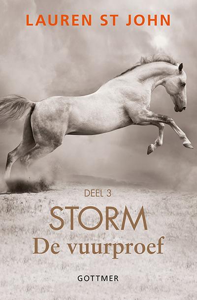 Storm #3 - De vuurproef  by  Lauren St. John