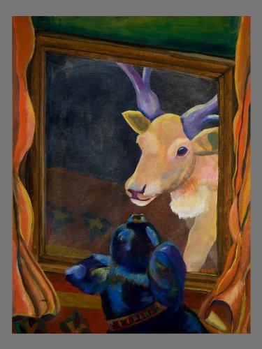 Vixen, The Tale of Mutt Luv Cymb