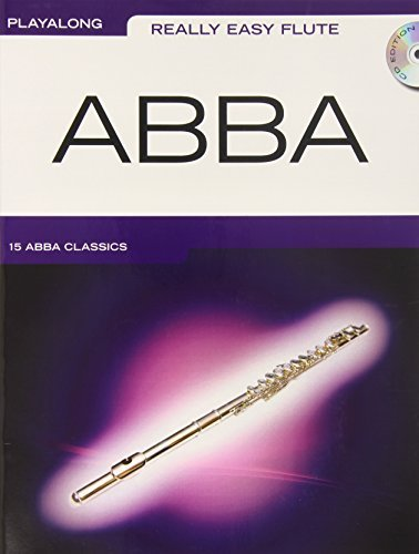 Really Easy Flute Abba  by  ABBA