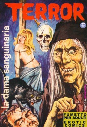 Terror N.1: La dama sanguinaria  by  Giorgio Cavedon