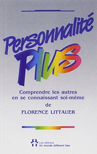 Personnalité plus  by  Florence Littauer