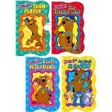 Scooby-Doo! Board Books 4-Pack  by  Hanna-Barbera