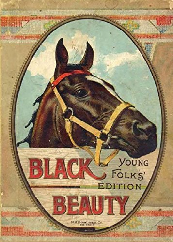 Black Beauty: Autobiography of a Horse, Illustrated: Young Folks Edition Anna Sewell