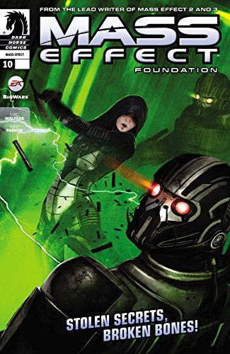 Mass Effect: Foundation #10  by  Mac Walters