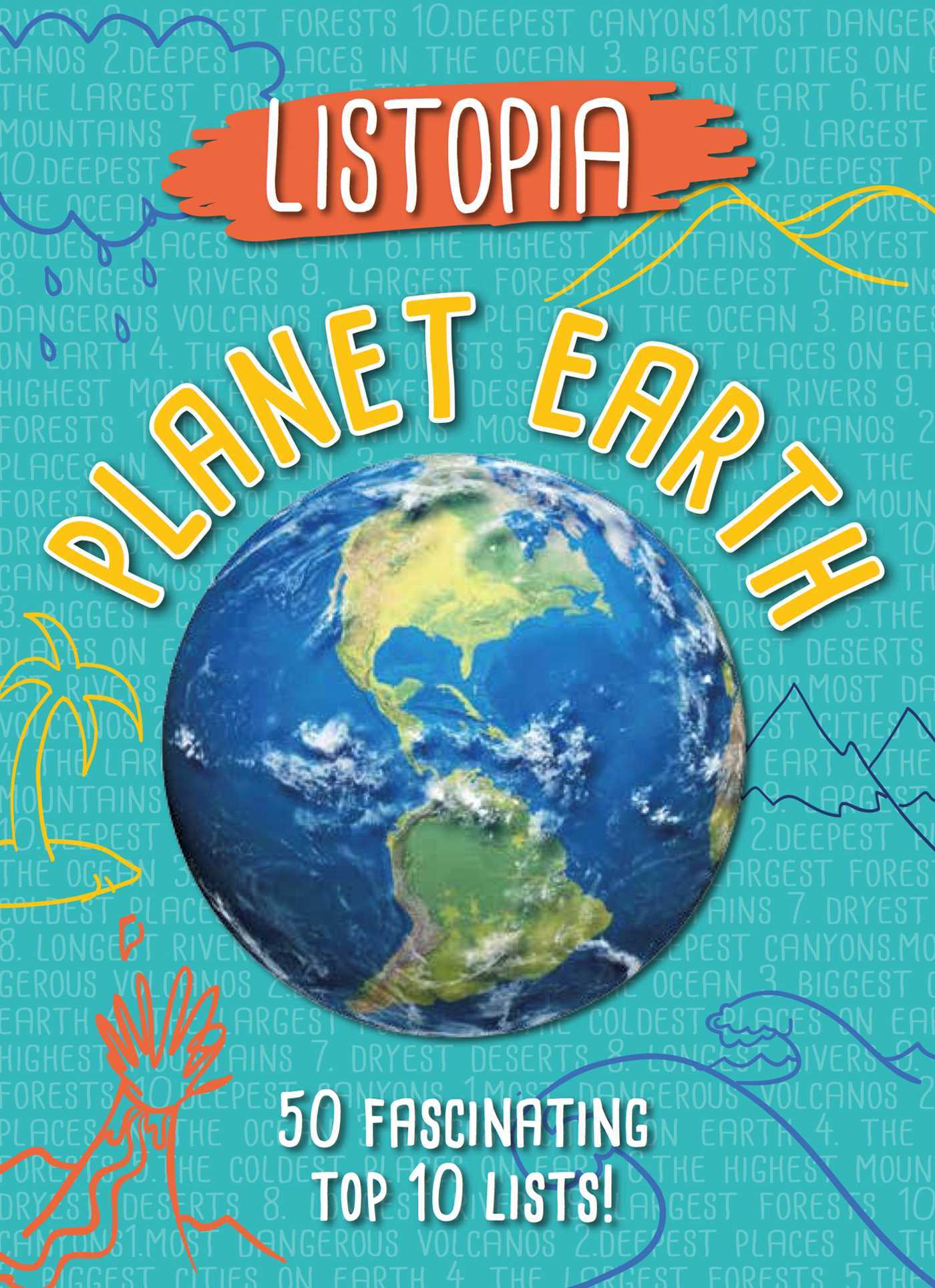 Listopia: Planet Earth Little Bee Books