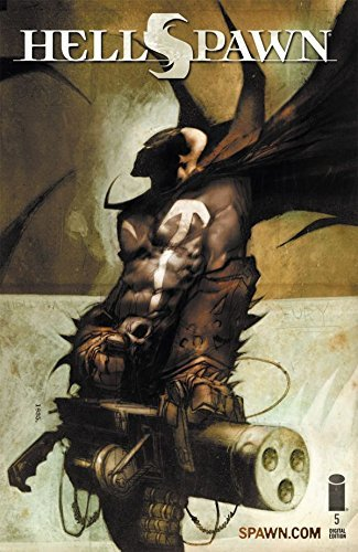 Hellspawn #5  by  Brian Michael Bendis