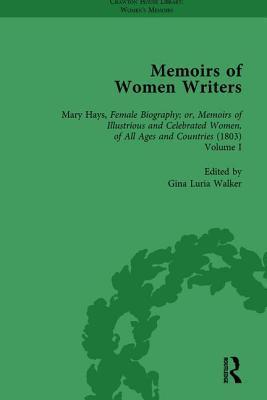 Memoirs of Women Writers, Part II, Volume 5 Gina Luria Walker