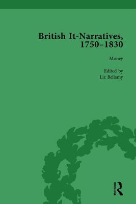 British It-Narratives, 1750 1830, Volume 1  by  Mark Blackwell