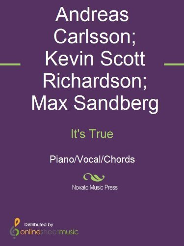 Its True Andreas Carlsson