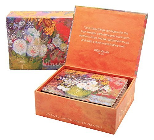 Vincent Van Gogh Still Life Boxed Notes  by  Stationery