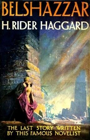 Belshazzar  by  H. Rider Haggard