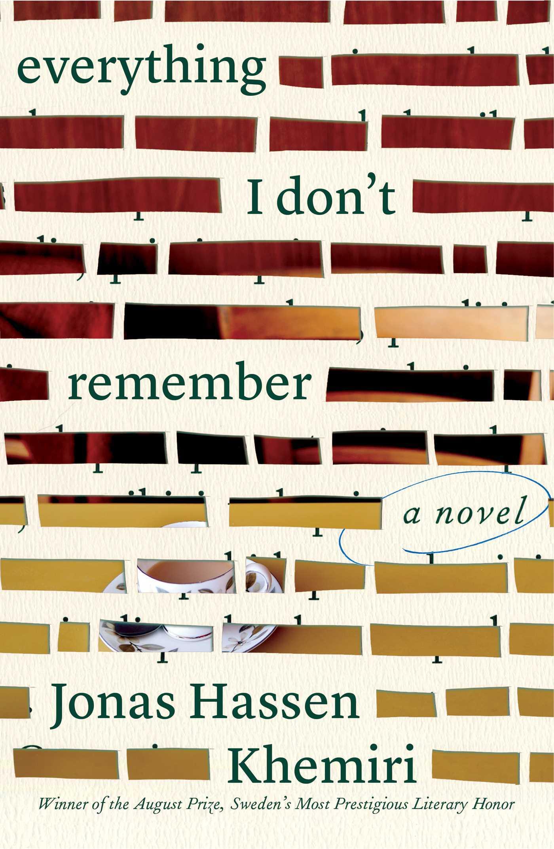 Everything I Dont Remember: A Novel  by  Jonas Hassen Khemiri