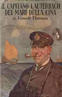 Il Capitano Lauterbach dei mari della Cina Thomas Lowell