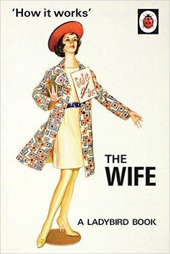 How it works - The Wife Jason Hazeley