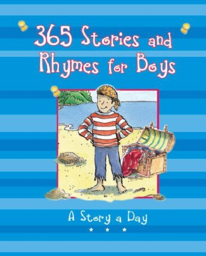 365 Stories and Rhymes for Boys (365 Stories Treasuries) No Listed Author