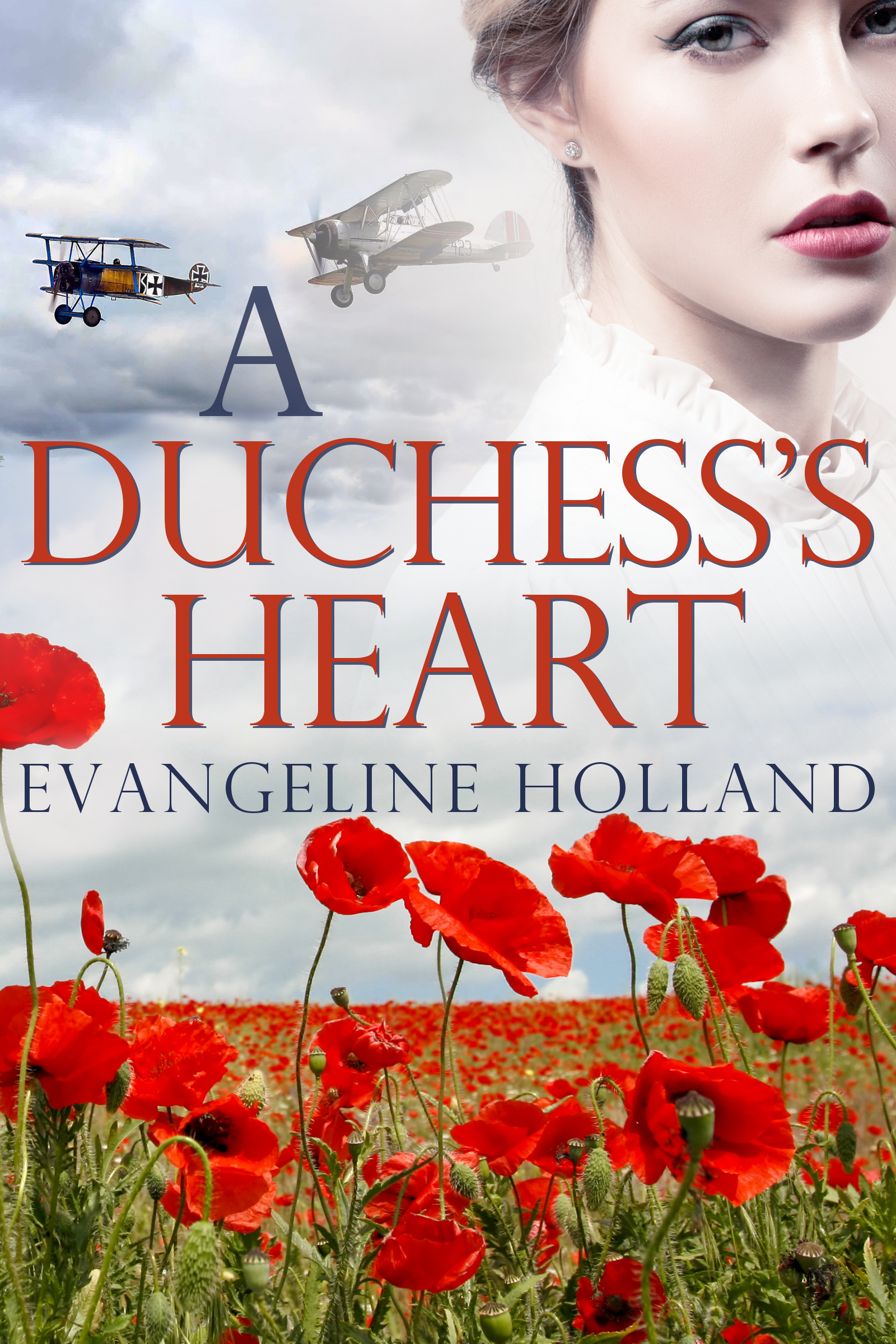 A Duchesss Heart (Bledington Park #2)  by  Evangeline Holland