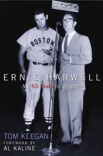Ernie Harwell (Honoring a Detroit Legend)  by  Tom Keegan